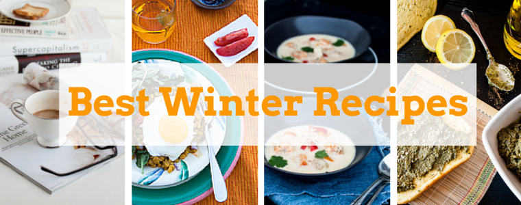 Best Winter Recipes | With A Spin